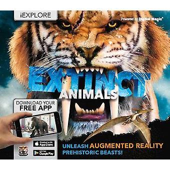 iExplore - animali estinti di Camilla de la Bedoyere - 9781783122547