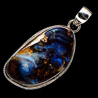 Boulder Opal Pendant 2