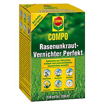 COMPO Lawn Weed Killer Perfect, 200 ml