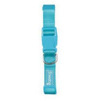 Freedog Turquoise Necklace 10mm nylon basic