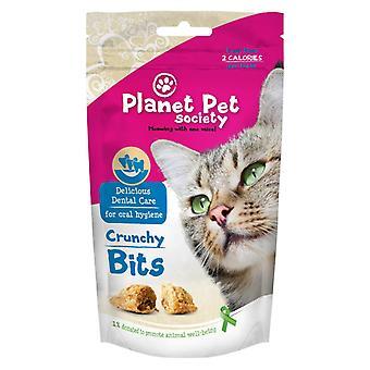 Planet Pet Snack Gato Bites Dental (Cats , Treats , Dental Hygiene )