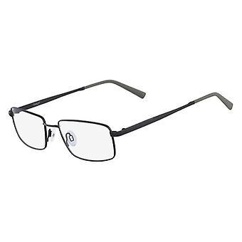 Flexon Larsen 600 412 Dark Slate Blue Glasses