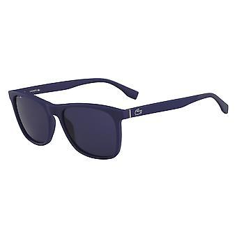 Lacoste L860S 424 Matte Blau/Blau Sonnenbrille