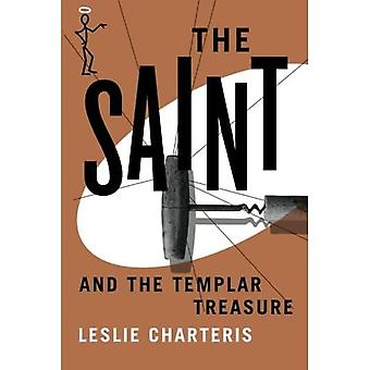 The Saint and the Templar Treasure (The Saint Series)