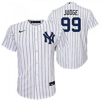 Nike Mlb New York Yankees Aaron Judge Home Twill Youth Jersey