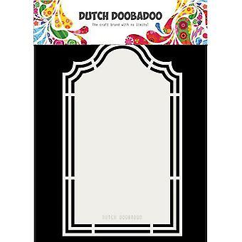 Néerlandais Doobadoo Dutch Shape Art label AL A5 470.713.173