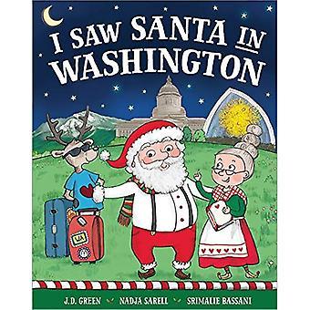 I Saw Santa in Washington (I Saw Santa)