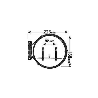 Whirlpool 2050W Fan Oven Element