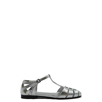 Church's Ezbc004089 Women's Silver Leather Sandals
