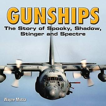 Gunships The Story of Spooky Shadow Stinger and Spectre by Mutza & Wayne