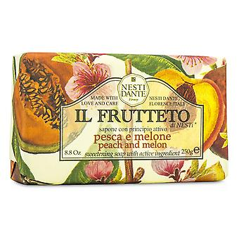 Il frutteto süßen Seife Pfirsich & Melone 189790 250g/8,8 Unzen