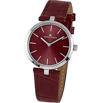 Jacques Lemans - Wristwatch - Ladies - Milano - Classic - 1-2024D