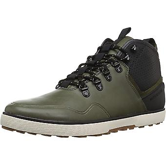 Aldo Mens Padgitt High Top Lace Up Fashion Sneakers