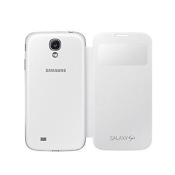 Folio Mobile Phone Case Samsung Galaxy S4 i9500 White