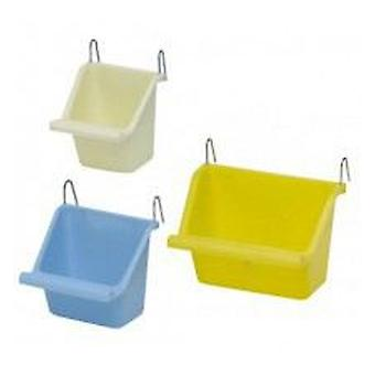 Mgz Alamber Trough Bath Small (Birds , Feeders & Water Dispensers , For Cages)