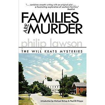 Families Are Murder Point Blank by Lawson & Philip