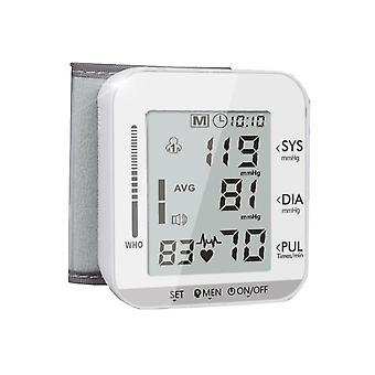 Automatický monitor krevního tlaku - Bílá