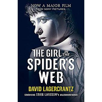 The Girl in the Spider's Web - Continuing Stieg Larsson's Dragon Tatto