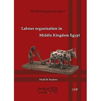 Labour organisation in Middle Kingdom Egypt by Micol Di Teodoro - 978
