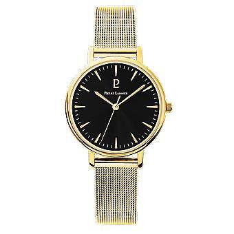 Watch Pierre Lannier L 093, 538 - gold Steel Bracelet