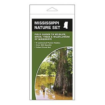 Mississippi Nature Set - Field Guides to Wildlife - Birds - Trees &