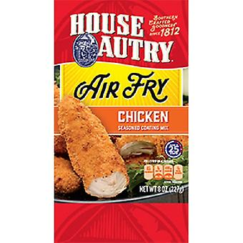 House Autry Air Fry Chicken Seasoned Coating Mix