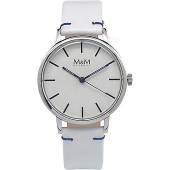 M&M Germany M11952-742 New classic Men's Watch