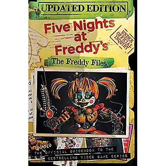 The Freddy Files - Updated Edition (Five Nights At Freddy's) von Scott
