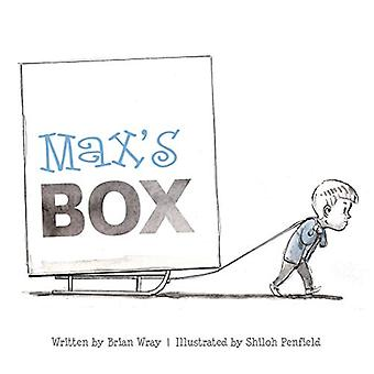 Max's Box - Letting Go of Negative Feelings by  -Brian Wray - 97807643