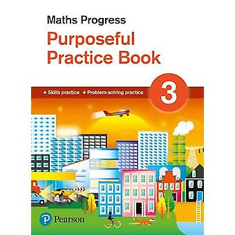 Maths Progress Purposeful Practice Book 3 by Katherine Pate - 9781292