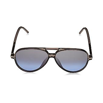 Marc Jacobs Marc 44/S Shiny Black Unisex Sunglasses - Shiny Black