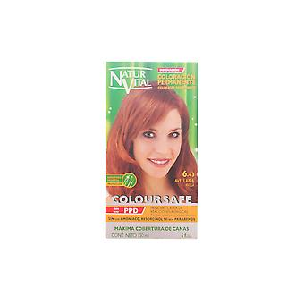 Naturaleza Y Vida Coloursafe Tinte Permanente #6.43-avellana 150 Ml Unisex