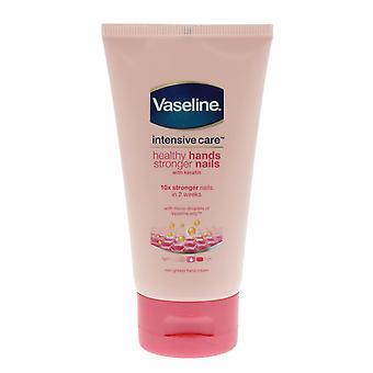 Vaseline Intensive Care Advanced Healthy Hands, Stronger Nails Cream 75ml