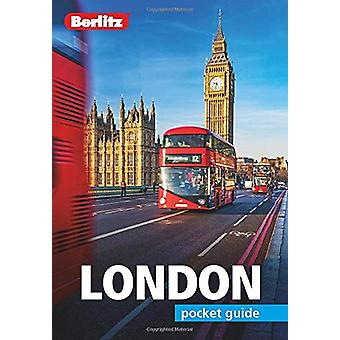 Berlitz Pocket Guide London (Travel Guide with Dictionary) - 97817857