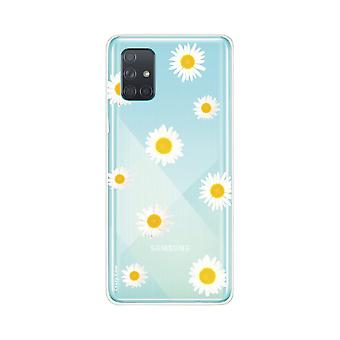 Hull For Samsung Galaxy A71 Flexible Margarita