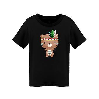 Ornament Bear Tee Toddler's -Image door Shutterstock