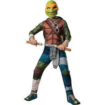 Teenage Mutant Ninja Turtles Michelangelo Kostüm Erwachsene