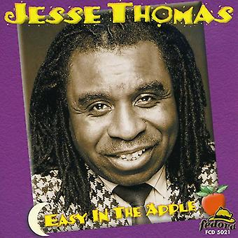 Jesse Thomas - Easy in the Apple [CD] USA import