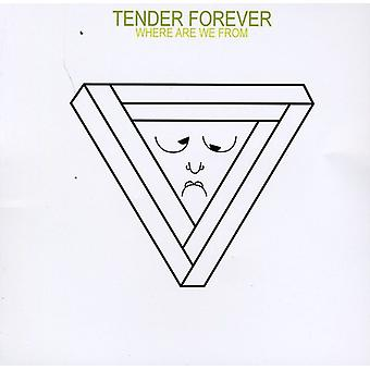 Tender Forever - Where Are We From [CD] USA import