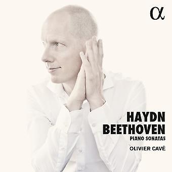 Beethoven / Cave - Sonatas para piano [CD] Importación de EE. UU.