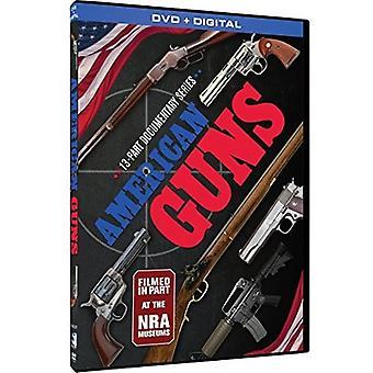 American Guns: 13 Part Documentary Series [DVD] USA import
