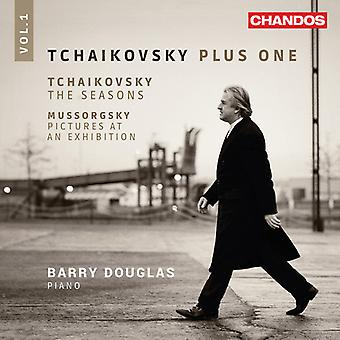 Tchaikovsky / Douglas - Tchaikovsky Plus 1 [CD] USA import