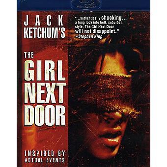 Tjej Next Door - flickan nästa dörr [Blu-ray] [BLU-RAY] USA import