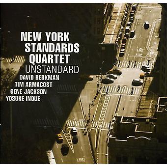 New York Standards Quartet - Unstandard [CD] USA import
