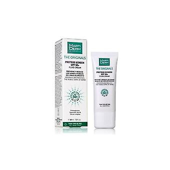 Martiderm Proteos Screen Spf 50 Fluid Facial Cream 40ml