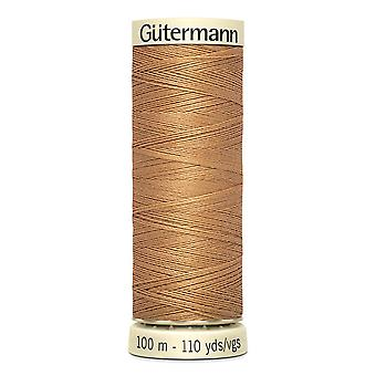 Gutermann Sew-all 100% Polyester Thread 100m Hand and Machine Colour Code  - 307