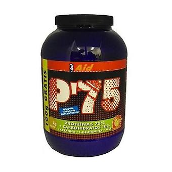 Protein Aid 75 Chocolate 2,5 kg of powder (Chocolate)