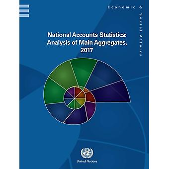 National accounts statistics by United Nations Department of Economic and Social Affairs Statistics Division
