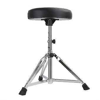 Padded Foldable Drum Throne Height Adjustable Stool