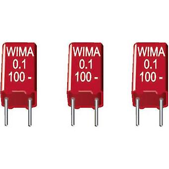 WIMA MKS2G026801H00KSSD 1 st (s) MKS tunnfilms kondeneller Radial bly 0,068 μF 400 V DC 20% 5 mm (L x b x H) 7,2 x 5,5 x 11,5 mm